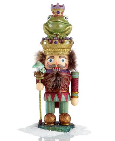 Kurt Adler Frog Prince Nutcracker