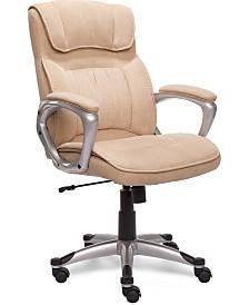Serta Executive Office Chair, Quick Ship