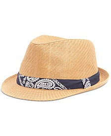 Men's Bandana-Band Fedora