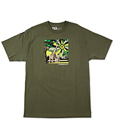 Men's Motherland Cycle Cotton Graphic T-Shirt