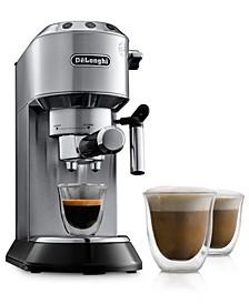 Dedica EC680 15-Bar Pump Espresso Maker