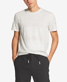DKNY Men's Printed T-Shirt