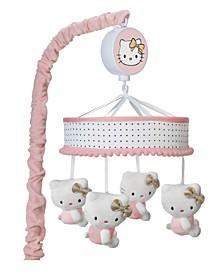 Hello Kitty Musical Baby Crib Mobile