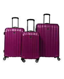 Laser 2.0 3-Pc Hardside Luggage Set, Created for Macy's