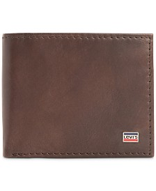 Levi's® Men's Stanyan Passcase Wallet