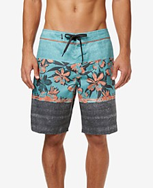Men's Floriculture Board Short