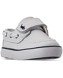 84f57031b64 Polo Ralph Lauren Toddler Boys  Sander EZ Casual Sneakers from Finish Line