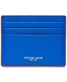 Michael Kors Men's Harrison Leather Card Case