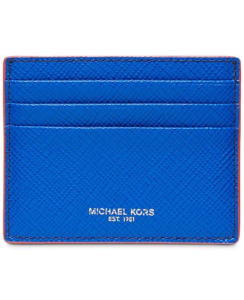 new arrivals c600b 33aca Men's Harrison Leather Card Case