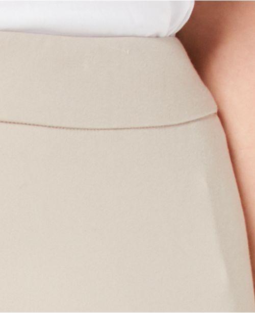 Tailles Capris Oyster Anne Klein Pantalon BowieCritiques Double Tissage Shell xdCerBoW