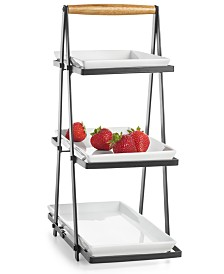 The Cellar 3-Tier Server, Created for Macy's