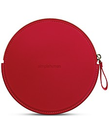 Sensor Mirror Compact Zip Case