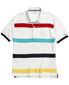Men's Lee Polo Shirt with Magnetic Closures