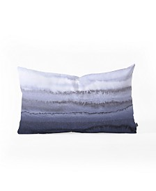 Monika Strigel Within The Tides Oblong Throw Pillow