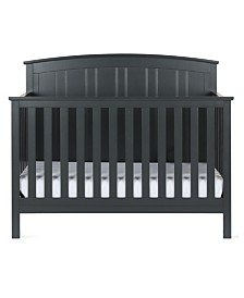 Baby Relax Derby 5-in-1 Convertible Crib with Guardrail