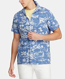 Polo Ralph Lauren Men's Big & Tall Classic-Fit Shirt