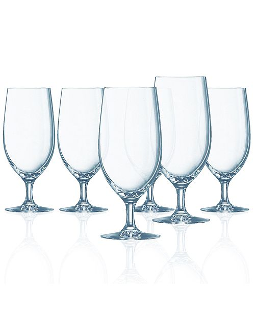 Chef & Sommelier Grand Vin Stemmed All Purpose Glass - Set of 6