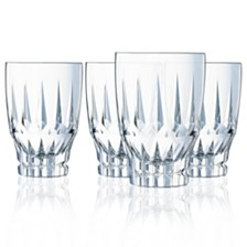 Cristal D' Arques Ornements Highball - Set of 4