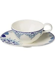 Villeroy & Boch  Tea Passion Medina Tea Cup & Saucer