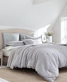 Ballastone Grey Comforter Set, Twin