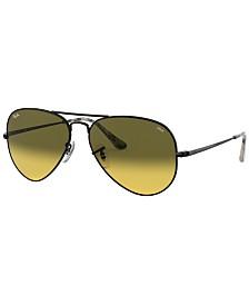 Ray-Ban Sunglasses, RB3689 58