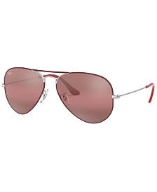 Ray-Ban Sunglasses, RB3025 58