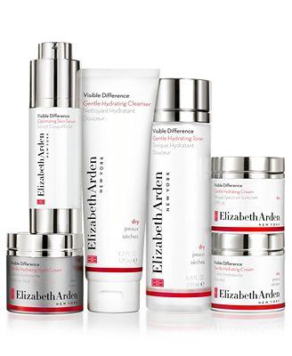 Elizabeth Arden Visible Difference Collection - Dry Skin Regimen