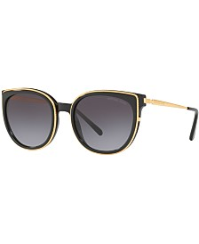 Michael Kors Sunglasses, MK2089U 55 BAL HARBOUR