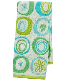 "Creative Bath Towels, All That Jazz 16"" x 28"" Hand Towel"