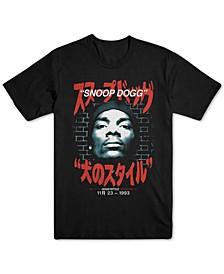 Snoop Dogg Kanji Men's Graphic T-Shirt