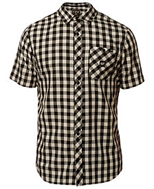 Fox Men's Plaid Shirt