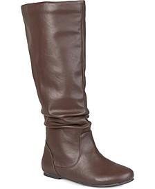 Women's Wide Calf Jayne Boot