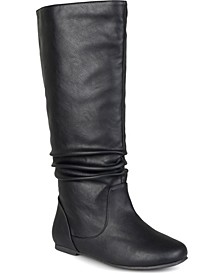 Women's Extra Wide Calf Jayne Boot