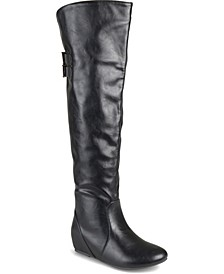Women's Wide Calf Angel Boot
