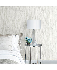 "Brewster Home Fashions Wisp Texture Wallpaper - 396"" x 20.5"" x 0.025"""