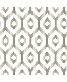 "Lucia Diamond Wallpaper - 396"" x 20.5"" x 0.025"""