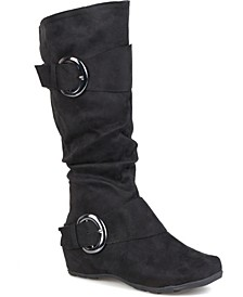 Women's Extra Wide Calf Jester-01 Boot
