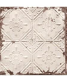 "Tin Ceiling Wallpaper - 396"" x 20.5"" x 0.025"""