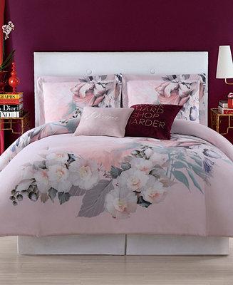 Dreamy Floral King Duvet Set by General