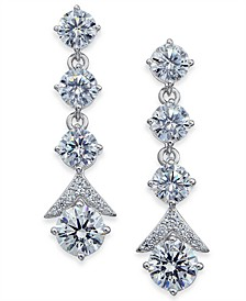 Crystal Multi-Drop Earrings, Created for Macy's