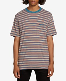 Volcom Men's Moore Stripe T-Shirt
