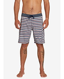 "Men's Aura Stoney 19"" Board Shorts"