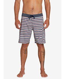 "Volcom Men's Aura Stoney 19"" Board Shorts"
