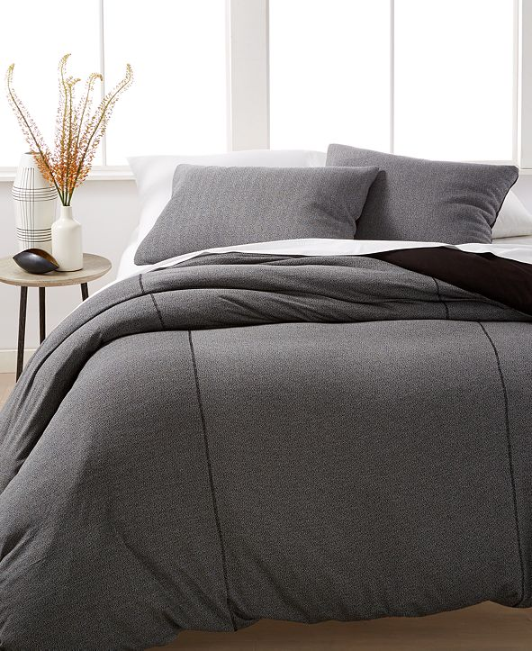 Calvin Klein Ray King Duvet Cover