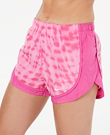 Tempo Tie-Dyed Running Shorts