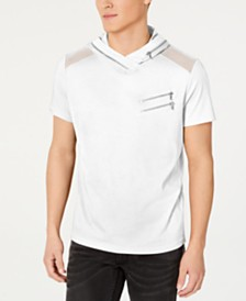 I.N.C. Men's Cycle Hood T-Shirt, Created for Macy's