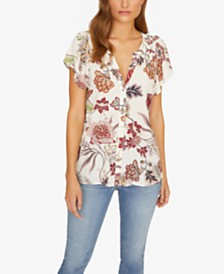 Sanctuary Charmer Printed Top