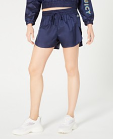 Juicy Couture Drawstring Track Shorts