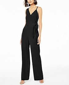 Tie-Bodice Jumpsuit, Created for Macy's
