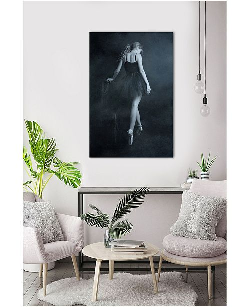 Macy Home Decor: Eurographics On Tip Toes Framed Canvas Wall Art & Reviews